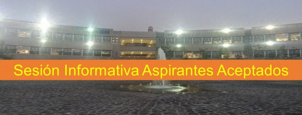 Lista Aspirantes Aceptados 2017-1