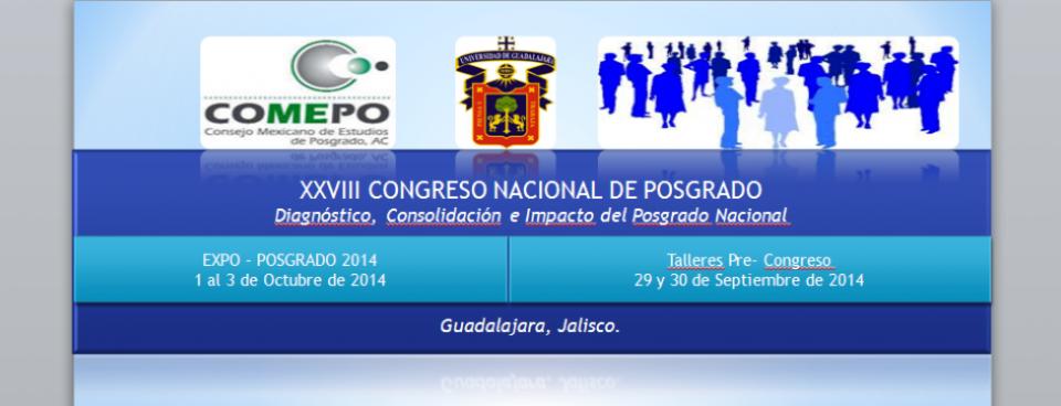 Convocatoria XXVIII Congreso Nacional de Posgrado