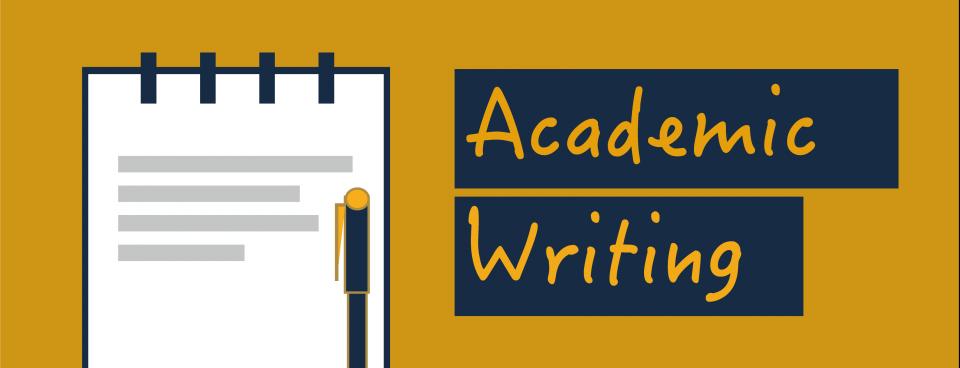 Taller Academic Writing