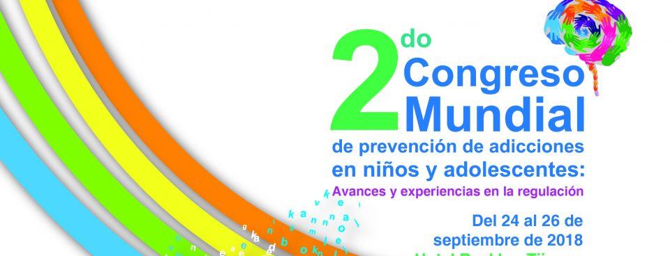 2do Congreso Mundial de Prevención de Adicciones