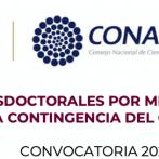Estancias Posdoctorales en Atención a la Contingencia COVID-19